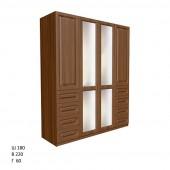 Шкаф 4 Платяной