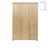 Шкаф для дачи Витязь - 108