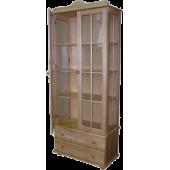 Шкаф 2 Витязь 130