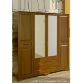 Шкаф 4 Витязь с рисунком №1